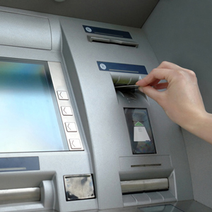 Услуги банкоматов
